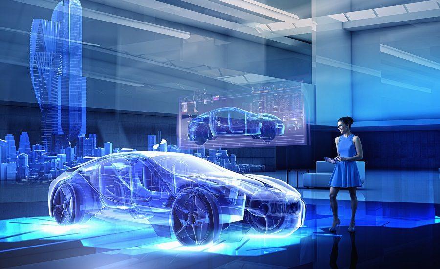 voiture intelligente connectée autonome futur