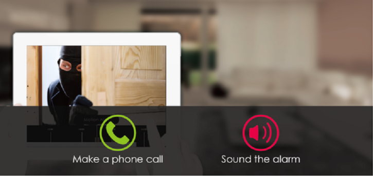 Koova Application Vidéo Interaction utilisateur Effraction
