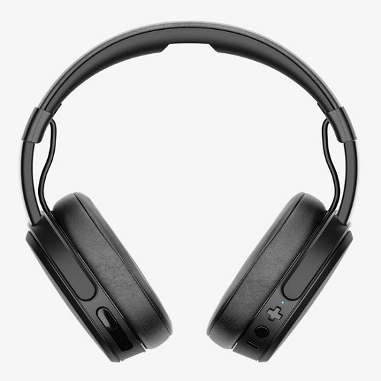 test skullcandy crusher wireless officielle noir