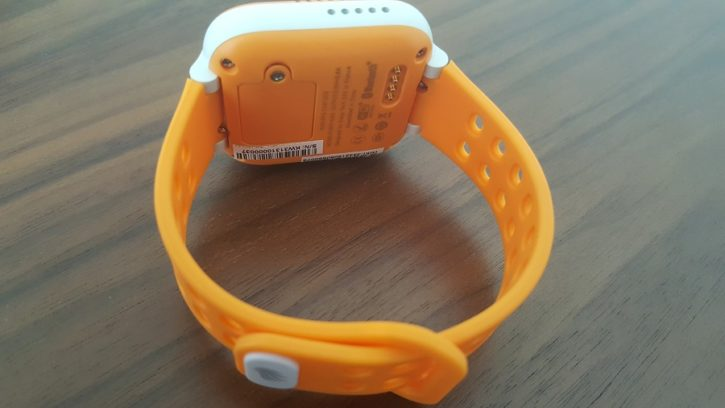 Test Design Kiwip Watch vue connectique branches