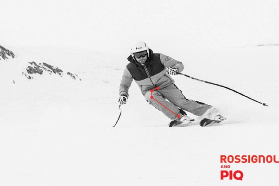 premier ski connecté piq rossignol