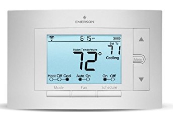 emerson sensi thermostat connecté