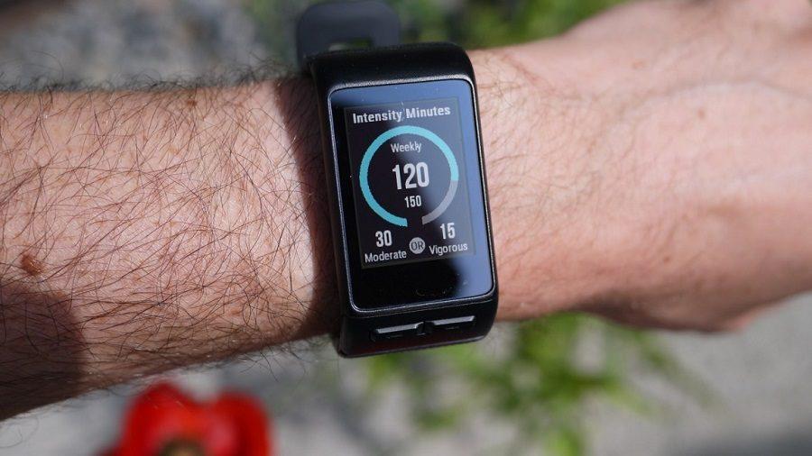 garmin vivoactive hr montre cardio connectée