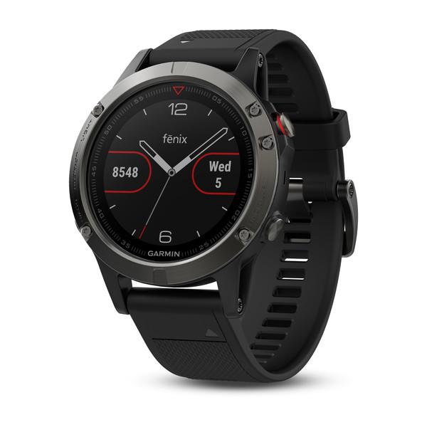 garmin fenix 5 comparatif montres connectees