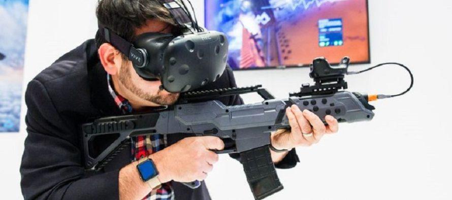 Transformez n'importe quoi en manette VR avec Vive Tracker