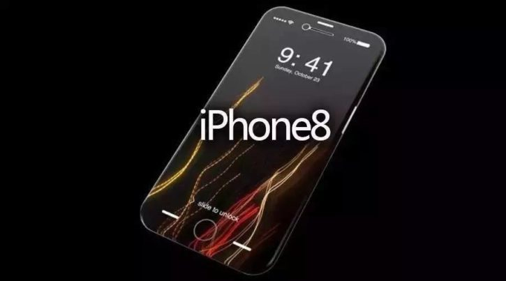 image Apple iphone 8 présentation