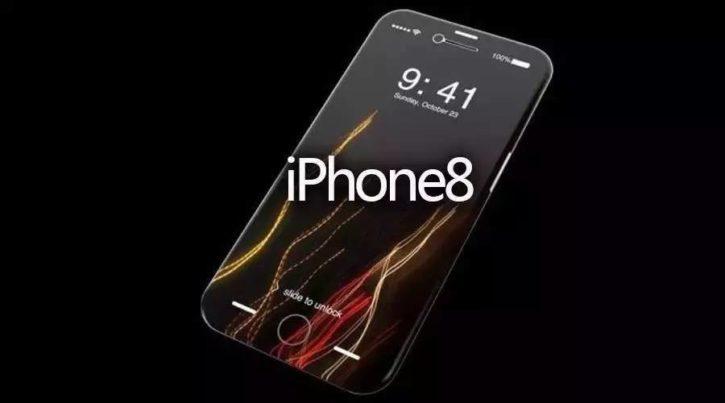 image Apple iphone 8 présentation