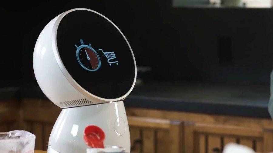 jibo robot domestique