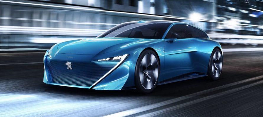 [MWC 2017] Peugeot présente la Instinct Concept
