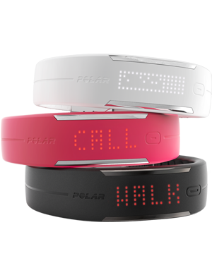 polar loop 2 comparatif bracelets connecte