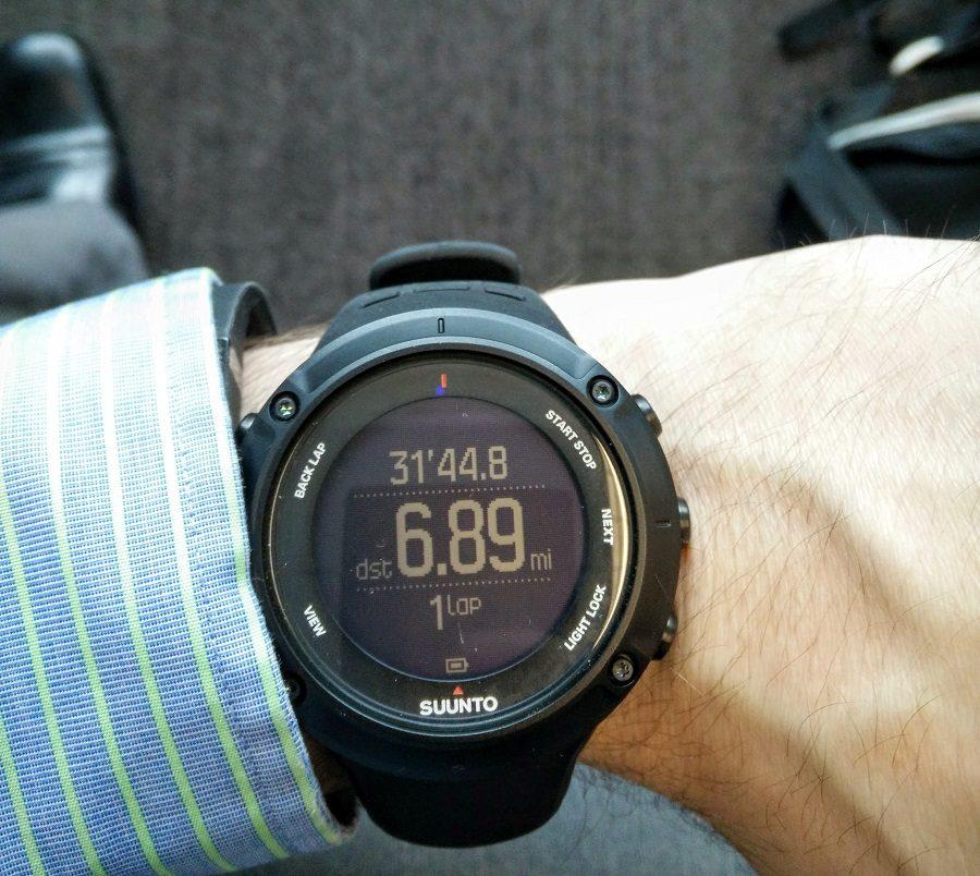 Suunto Ambit 3 Peak montre sport connectée