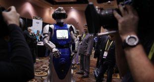 ces 2017 robot intelligence artificielle salon
