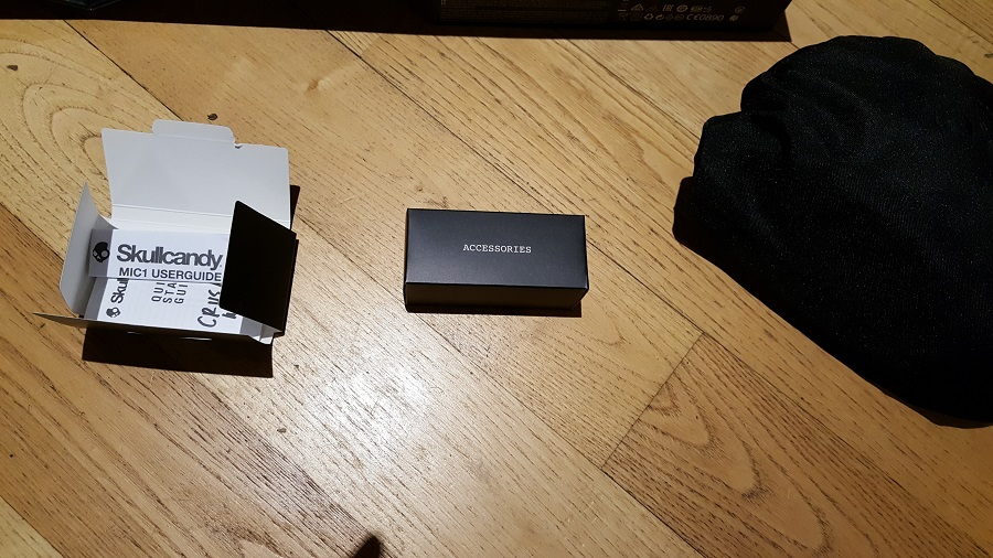 test skullcandy crusher wireless unboxing appareils