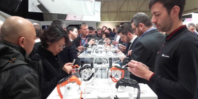 huawei watch 2 mwc 2017 annonce montre connectée