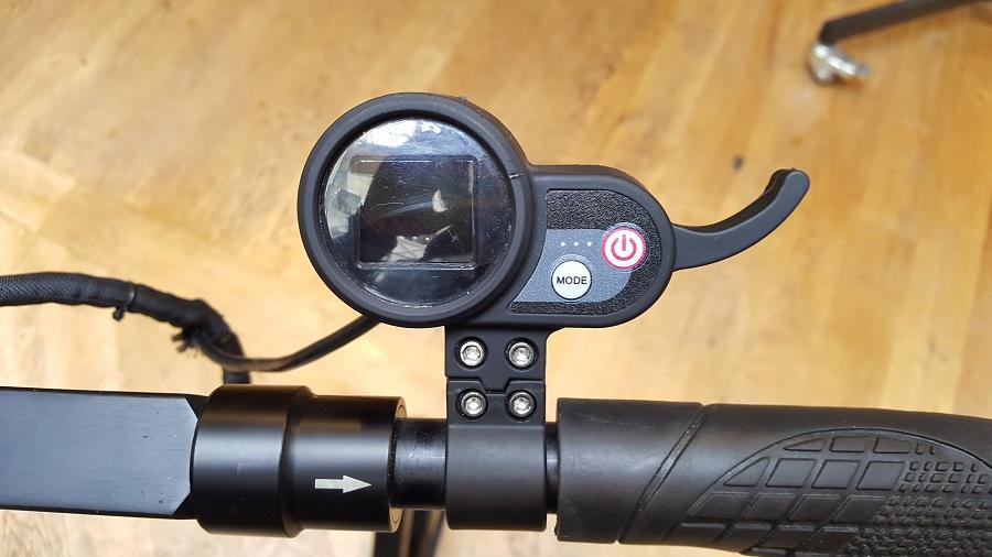 speedtrott st12 test trottinette électrique utilisation compteur