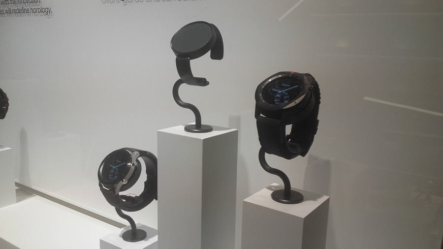baselworld samsung gear s3 concept montre améliorée