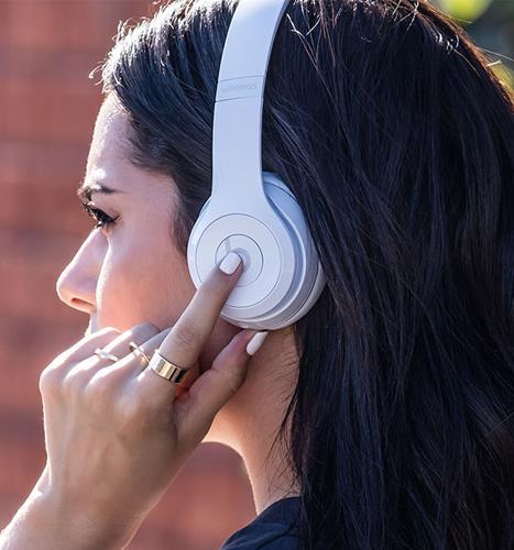 Casque Beats Solo 3 Wireless couleur blanche sans fil