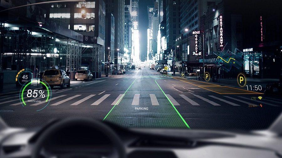 voiture connectée en 2017