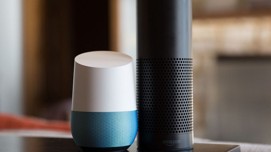 top 2017 google home amazon echo