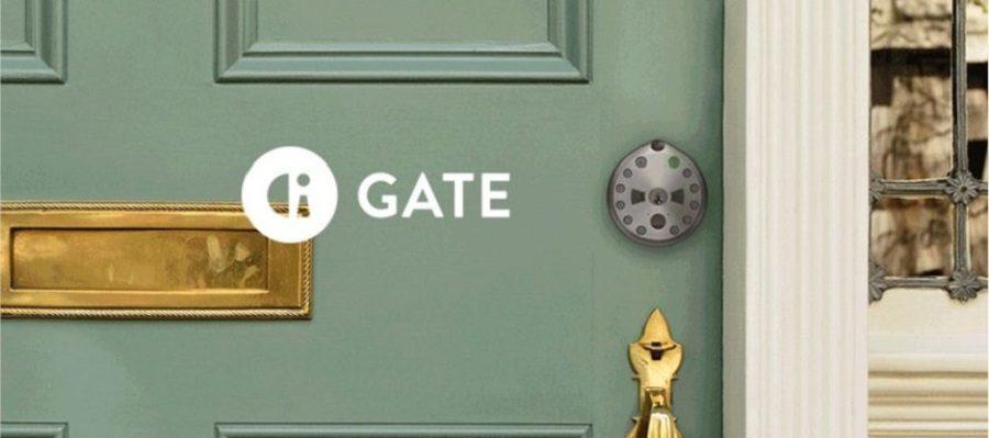 gate interphone connecté