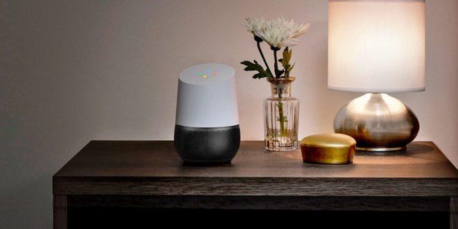 google home est ce l 39 avenir de la solution domotique. Black Bedroom Furniture Sets. Home Design Ideas