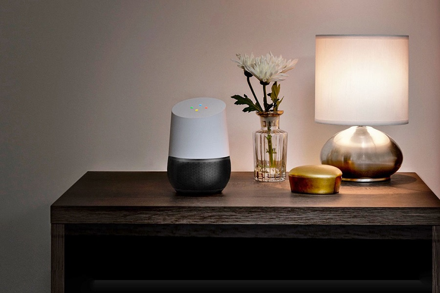 google home LG Electronics