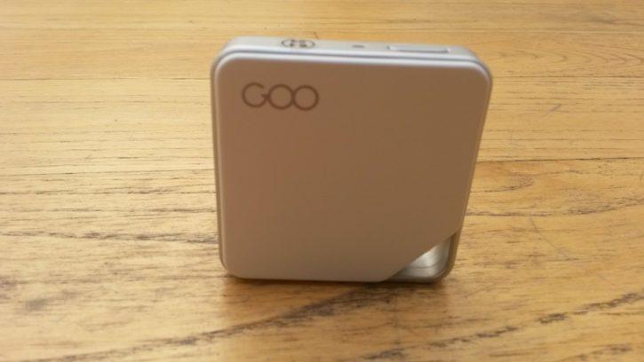 Test Goo Air Disk Design et Ergonomie