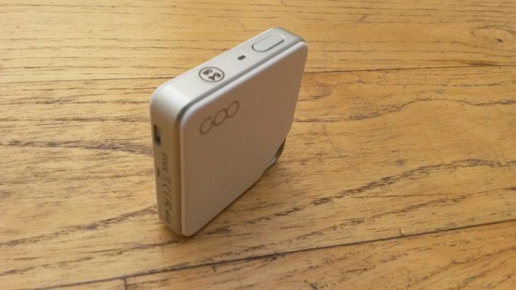 Test Goo Air Disk Design et Ergonomie gris