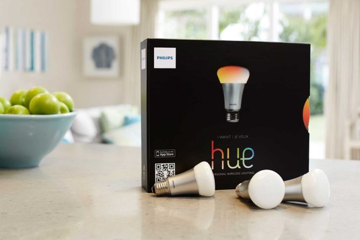 test Awox SmartLIGHT c9 Mesh philips hue