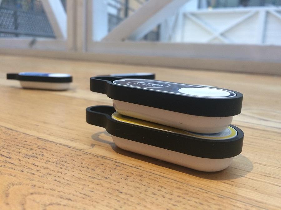 dash button amazon test design ergonomie amazon premium