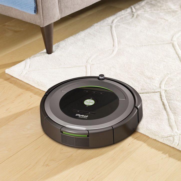 Test IRobot Roomba Utilisation tapis