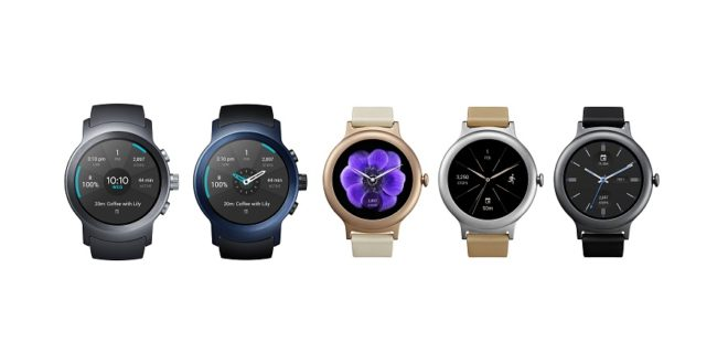 lg watch sport style image une