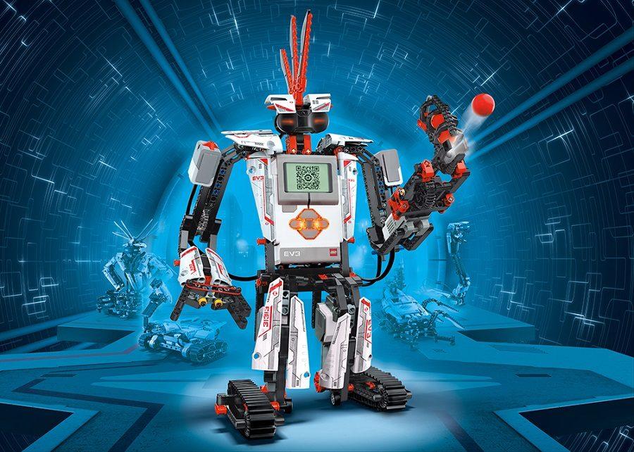 lego mindstorms ev3 jouet connecté