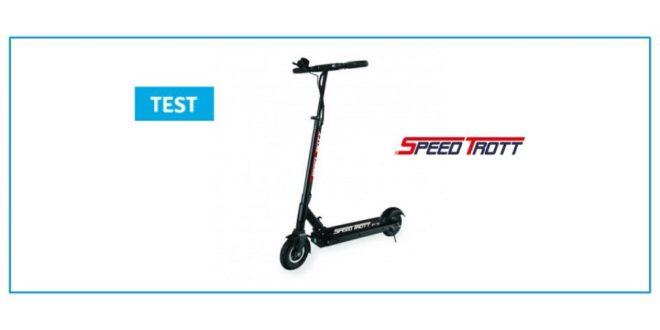 speedtrott st12 test trottinette électrique mobilité innovante