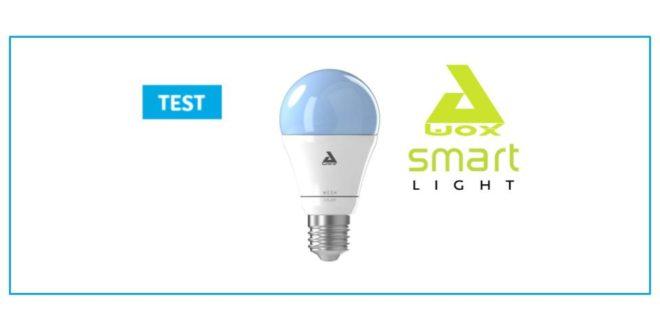 test Awox SmartLIGHT c9 Mesh ampoule connectée