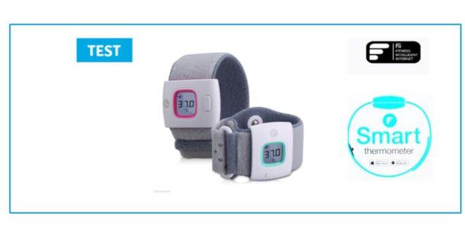 fii smart thermometer - test du thermomètre connecte fii