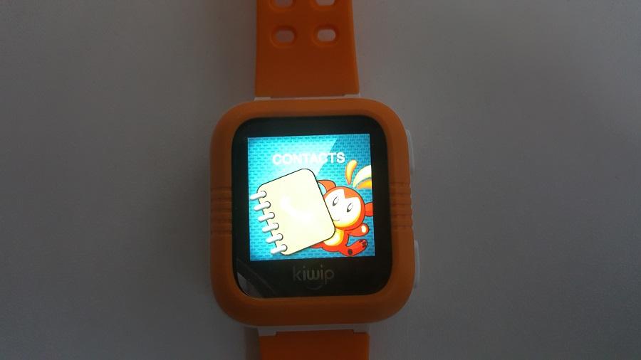 kiwip watch test complet de la montre connect e pour enfants. Black Bedroom Furniture Sets. Home Design Ideas