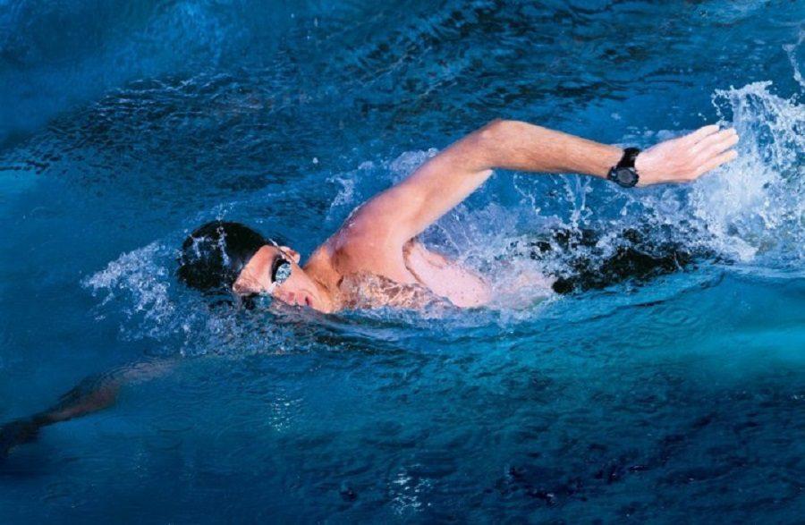 garmin swim natation connectée