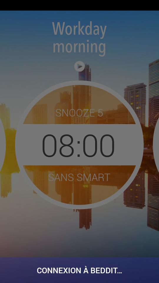 Test beddit 3 sleep tracker application dormir réveil