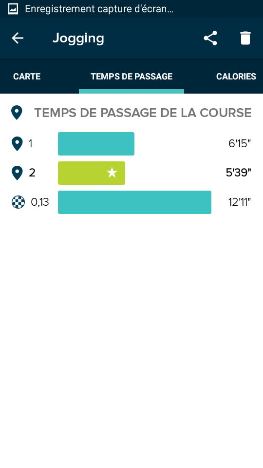test fitbit alta hr application resultat