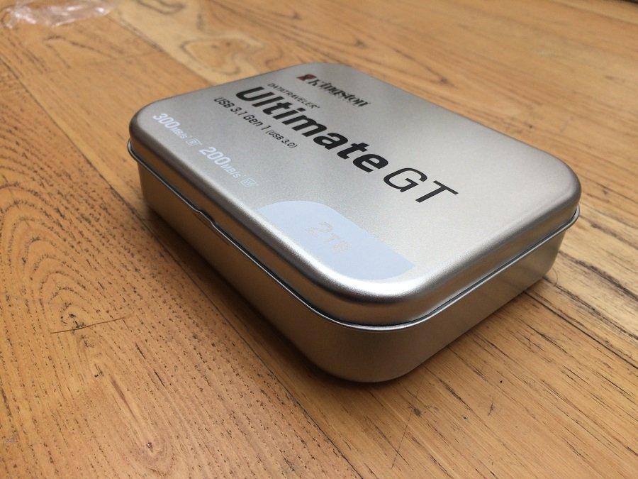 Test Kingston Data Traveler Unboxing boîte fermée