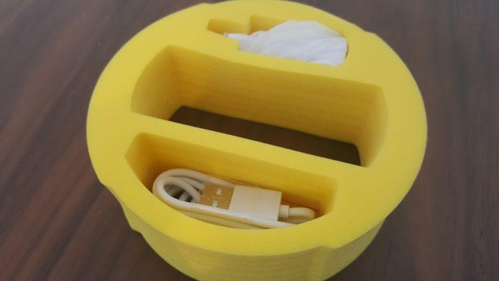 Test unboxing Kiwip smart watch pour enfant support accessoire