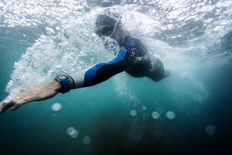 natation connectée