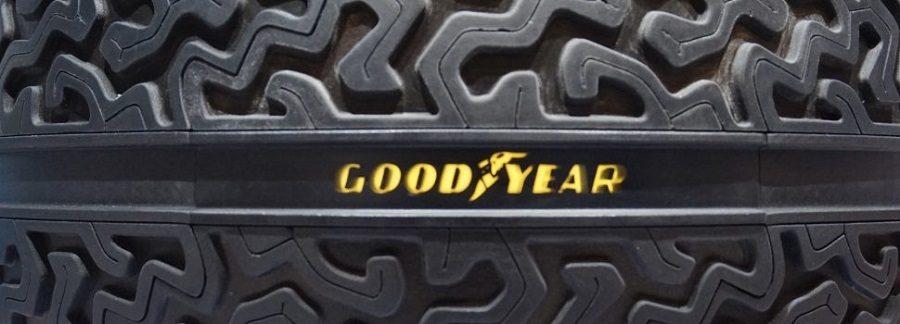 goodyear pneu connecté