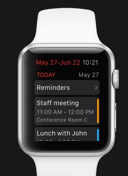fantastical-2 applications apple watch