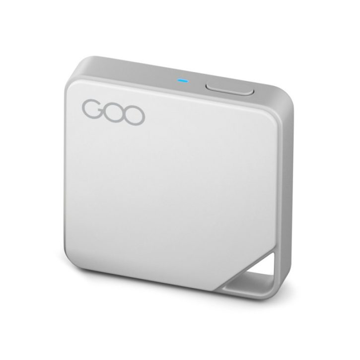Test Goo Air Disk Image de la marque
