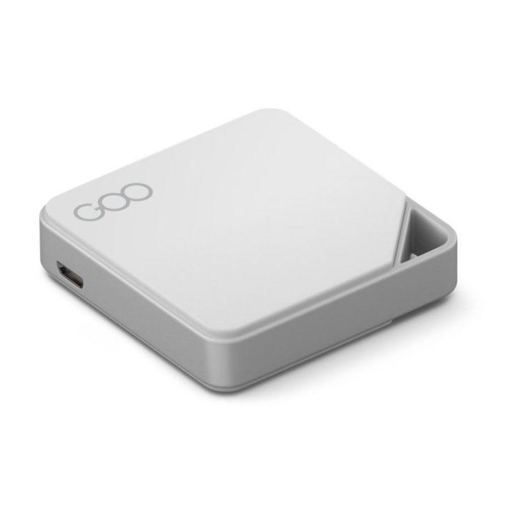 Test Goo Air Disk image le marque de profil
