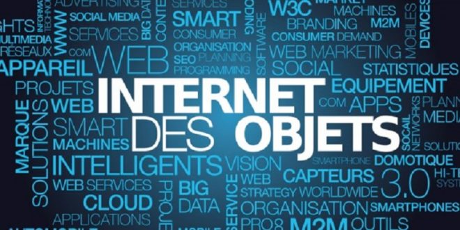 InternetofThings Chiffres objets connectés