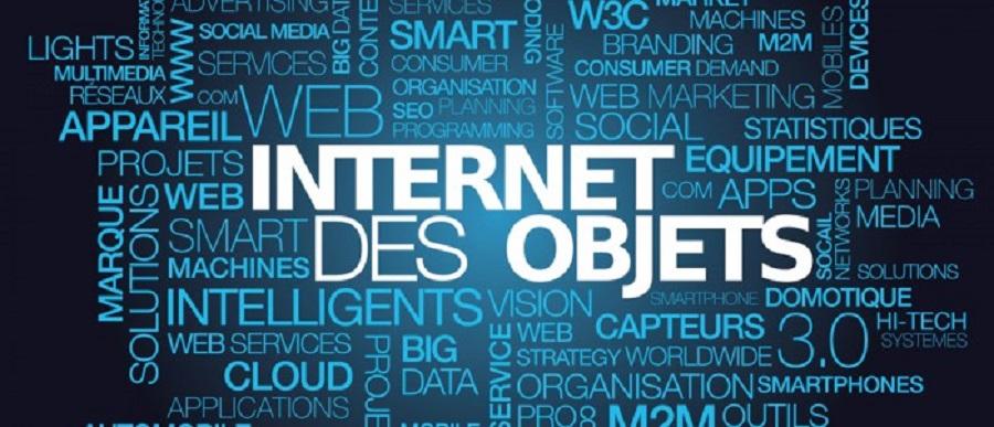 InternetofThings Chiffres objets connectés