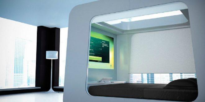 chambre connect e quels accessoires devez vous choisir. Black Bedroom Furniture Sets. Home Design Ideas